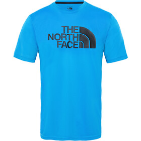 The North Face Train N Logo Flex SS Tee Men bomber blue